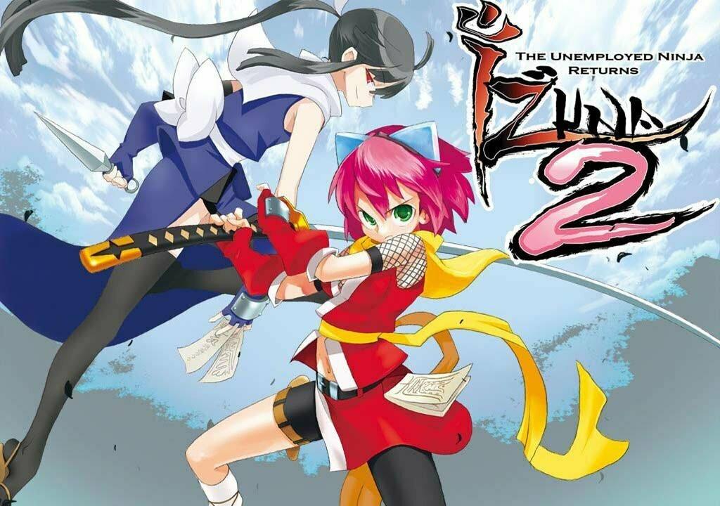 Izuna 2: The Unemployed Ninja Returns