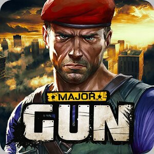 Major GUN: War on Terror: Offline Shooter Game