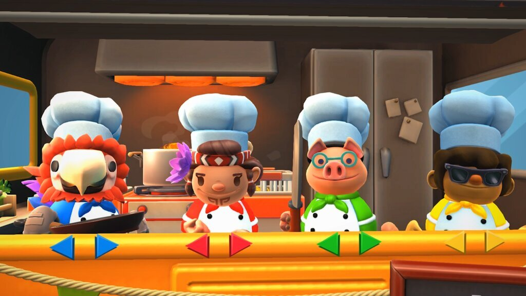 Overcooked! 2: Surf 'n' Turf