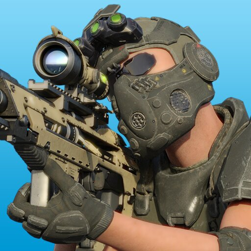 Sniper Shooter 3D: Best Shooting Game – FPS
