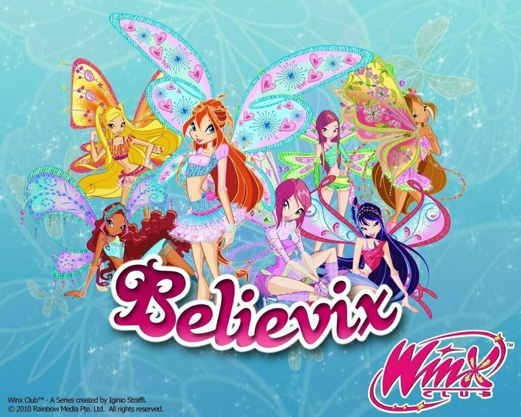 Winx Club: Believix in You