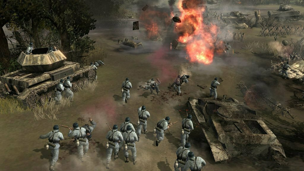 Company of Heroes: Legacy Edition