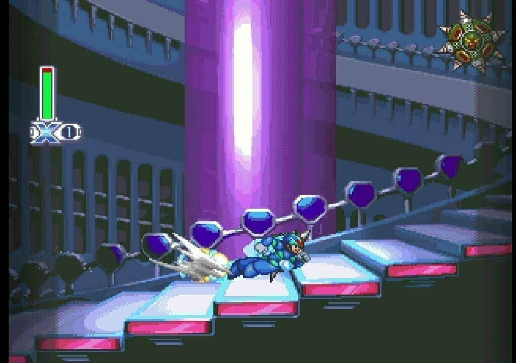 Mega Man X 4
