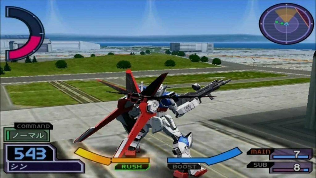 Mobile Suit Gundam Seed Destiny: Rengou vs. Z.A.F.T. II