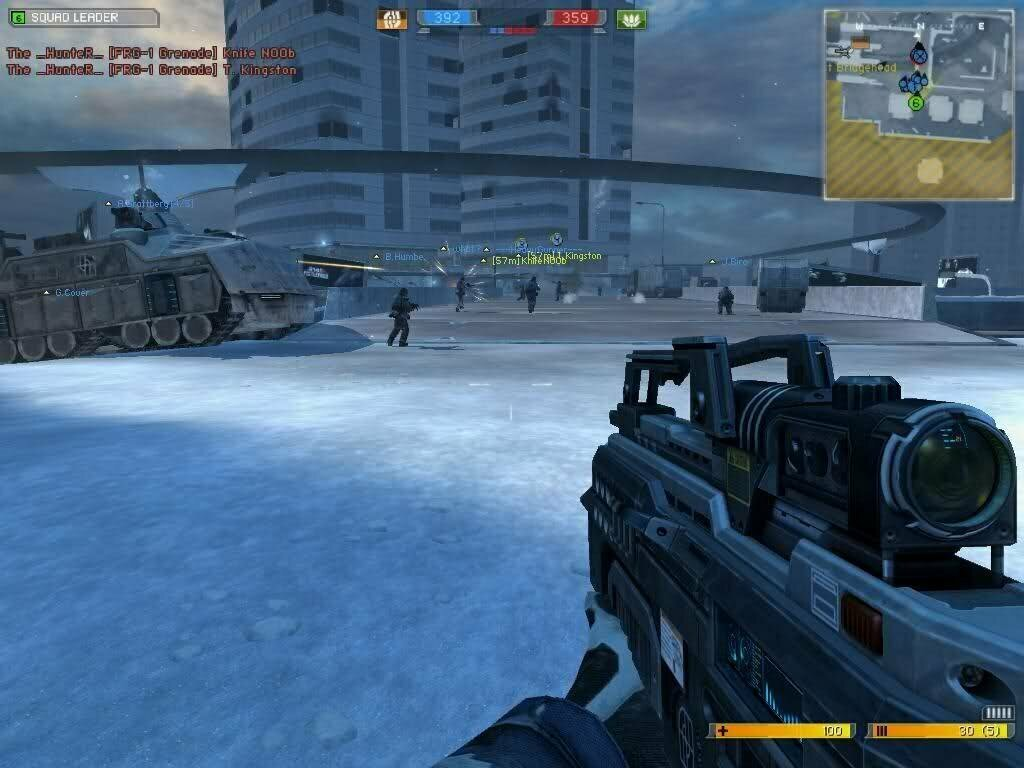 Battlefield 2142: Booster Pack: Northern Strike
