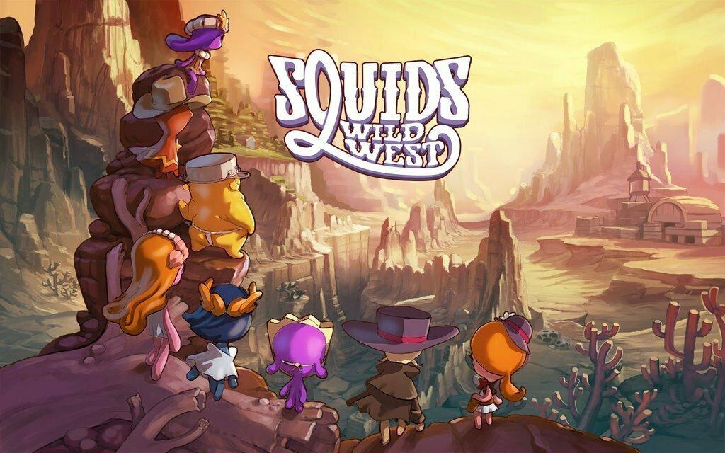 Squids Wild West