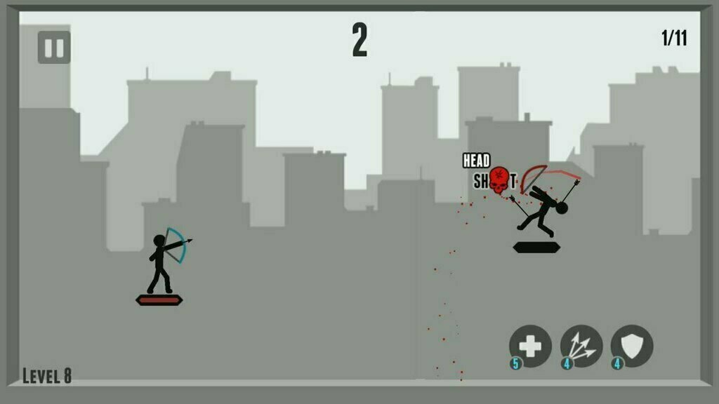 Stickman Arrow Master: Legendary