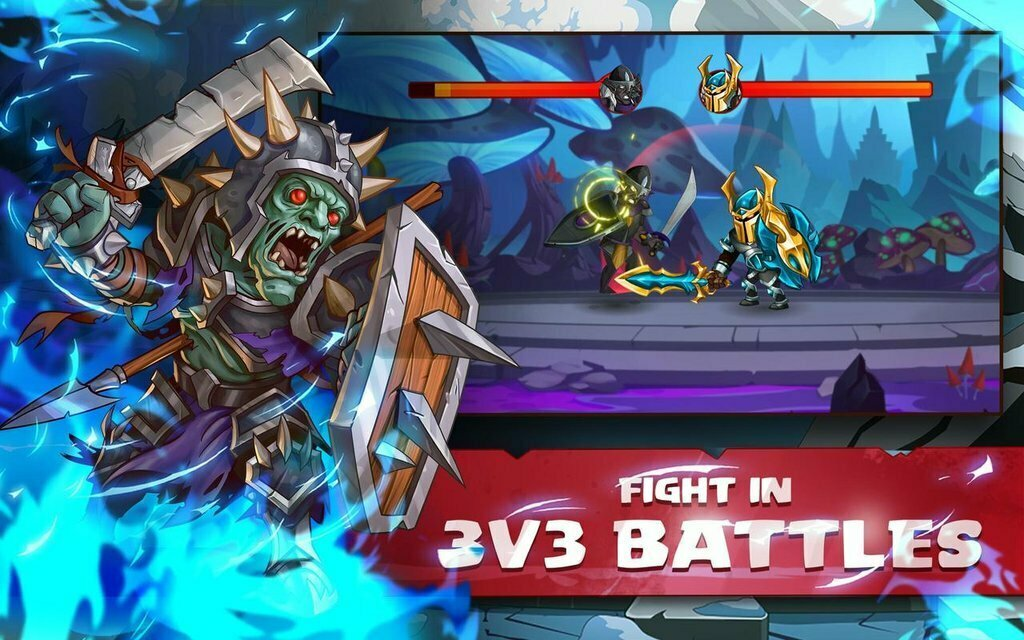 Tiny Gladiators 2: Fighting Tournament