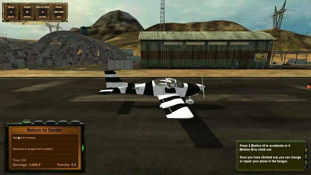 Aviator: Bush Pilot