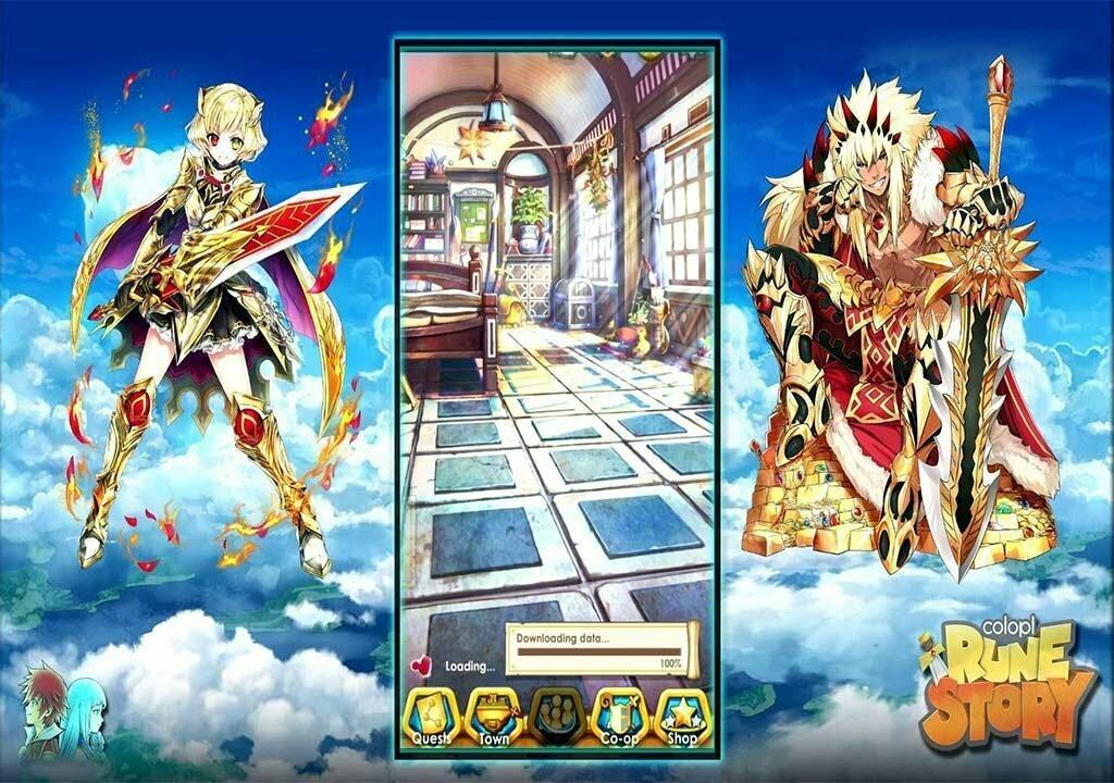 Colopl Rune Story
