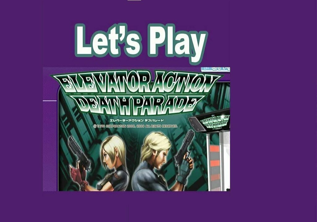 Elevator Action Death Parade