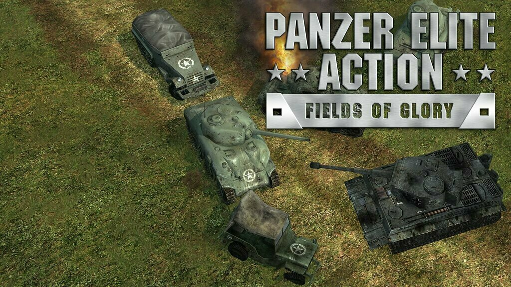 Panzer Elite Action: Fields of Glory