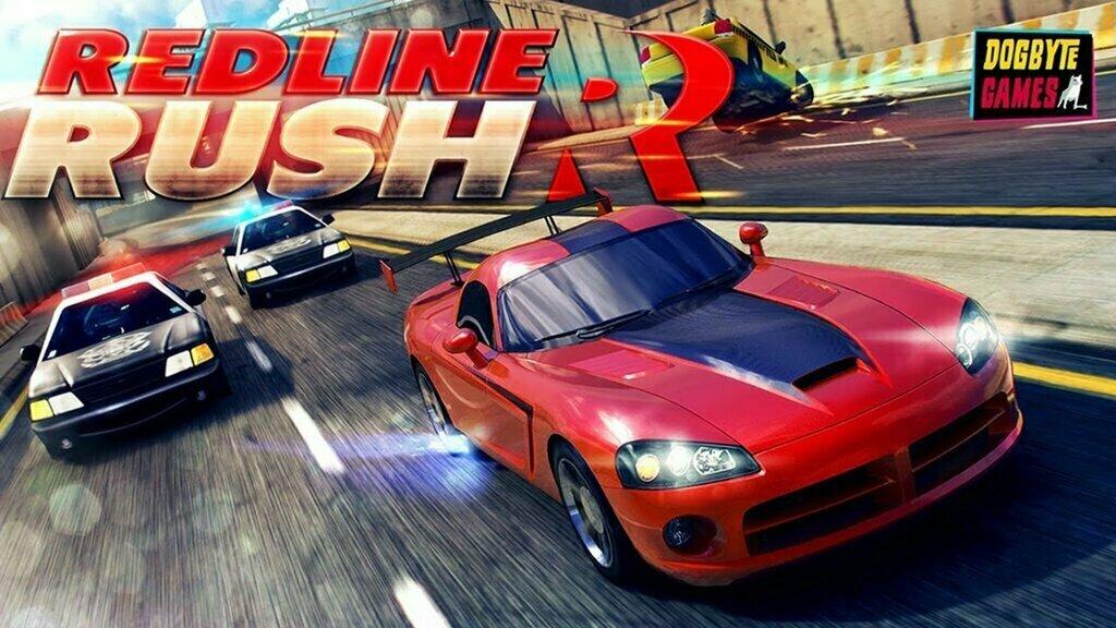 Redline Rush: Police Chase Racing