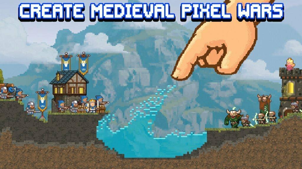The Sandbox Evolution: Craft a 2D Pixel Universe!