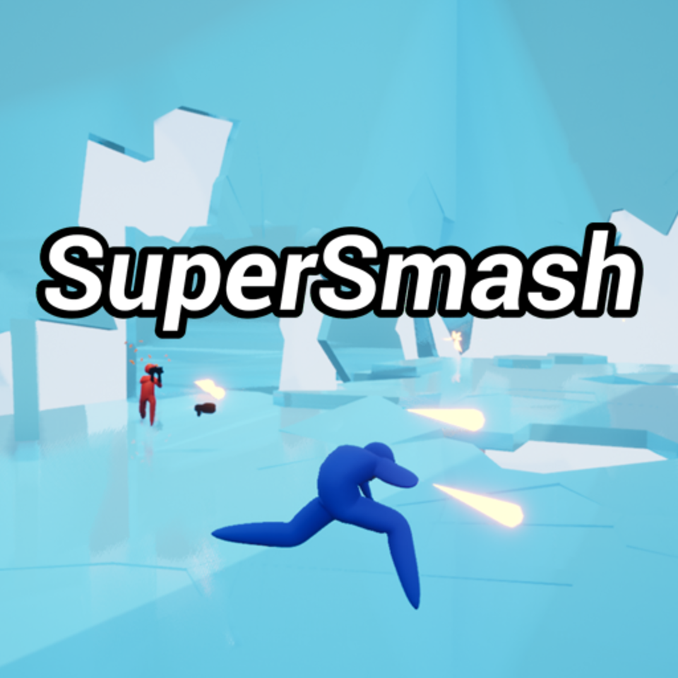 SuperSmash: Physics Battle