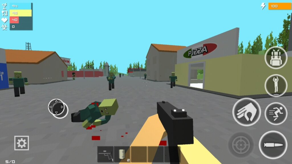 WithstandZ: Zombie Survival!