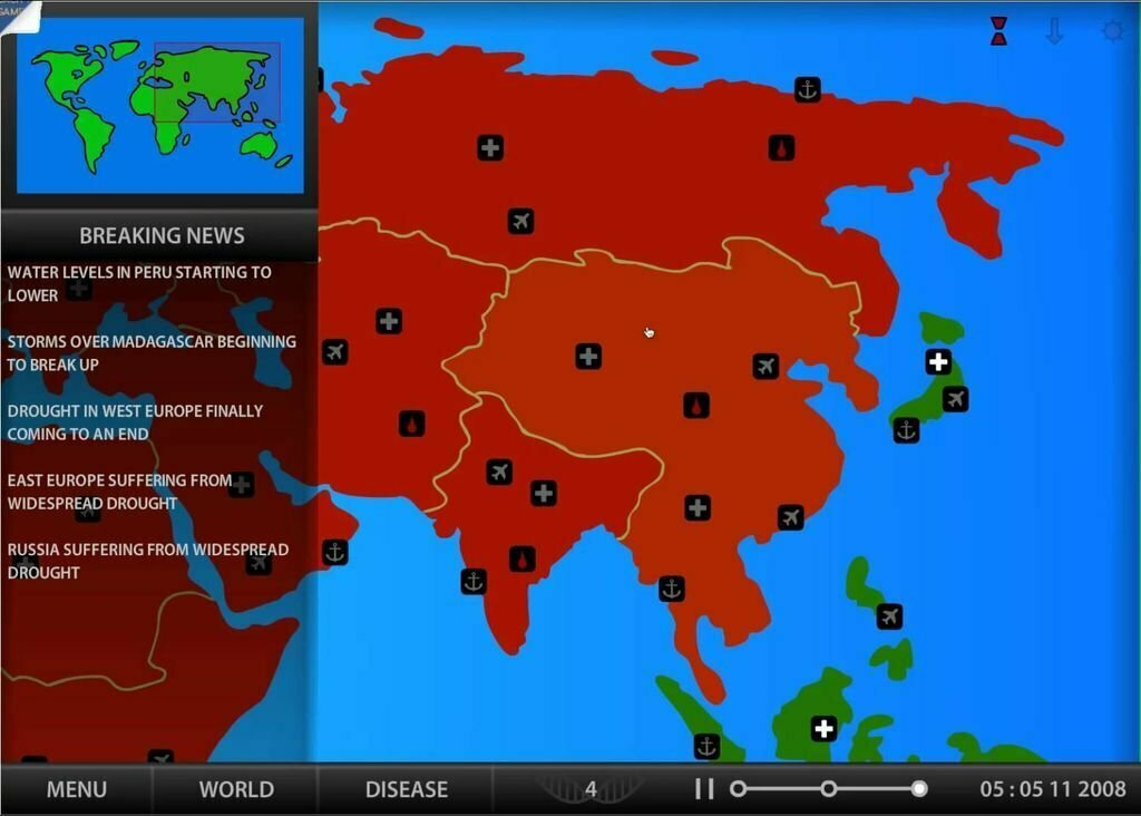 Pandemic II