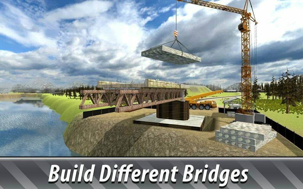 Bridge Construction Sim 2