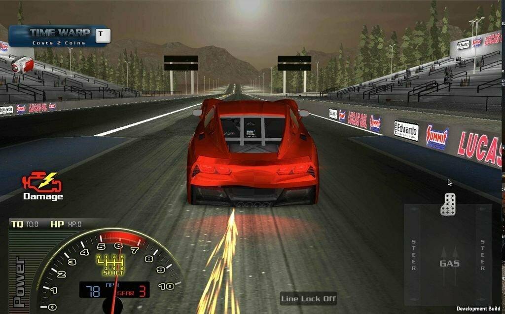 EV3: Drag Racing
