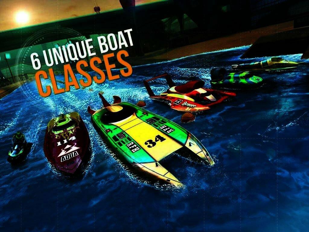 Top Boat Racing Simulator 3D