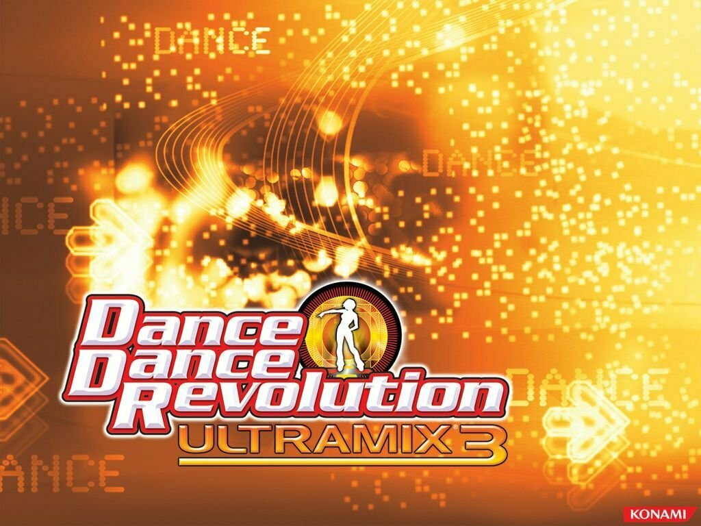 Dance Dance Revolution Ultramix