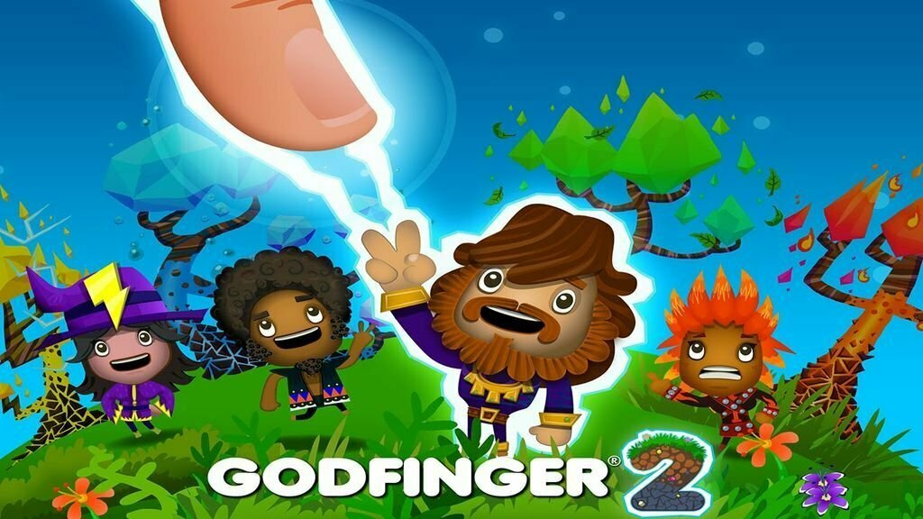 GodFinger 2