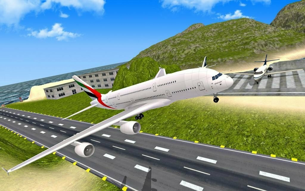 Airplane Fly 3D: Flight Plane