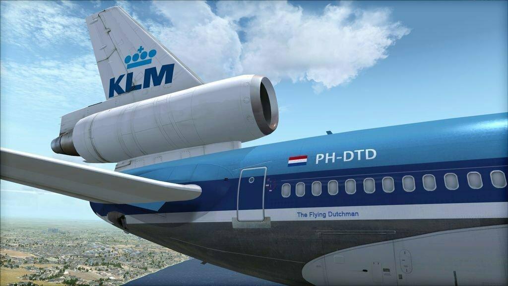 FSX Steam Edition: McDonnell Douglas DC-10