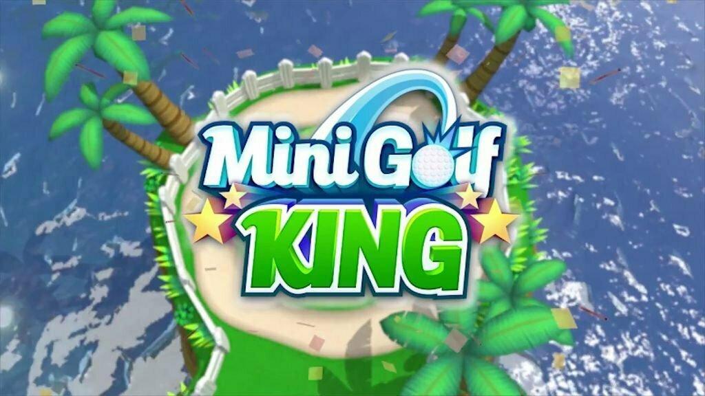 Mini Golf King: Multiplayer Game