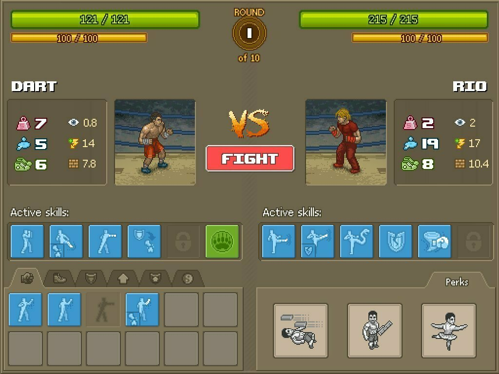 Punch Club: Fighting Tycoon