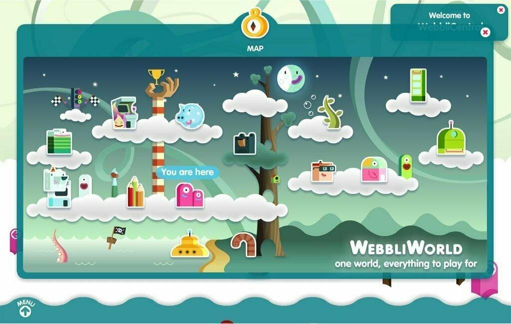 Webbli World