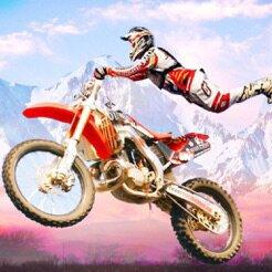 Dirt Bike Motocross Stunts
