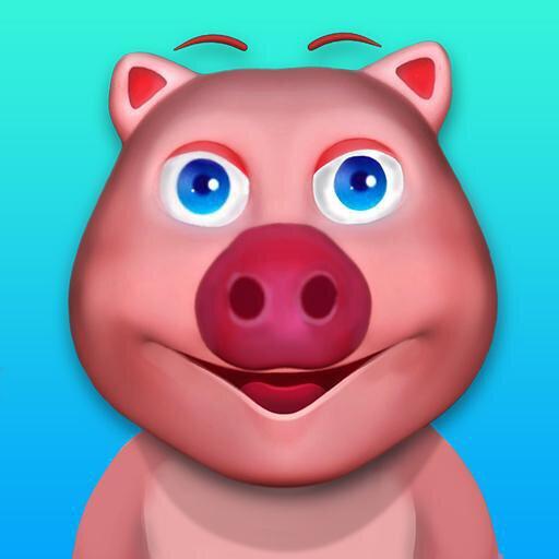 My Talking Pig – Virtual Pet Games