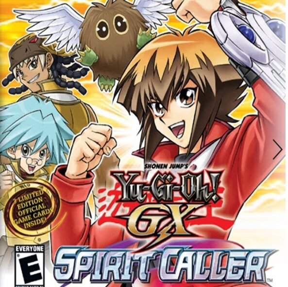 Yu-Gi-Oh! GX: Spirit Caller