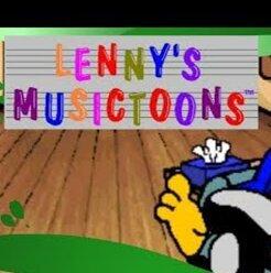 Lenny's Music Toons