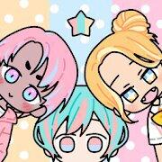 Pastel Friends: Dress Up Game