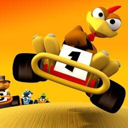 Crazy Chicken Kart 3