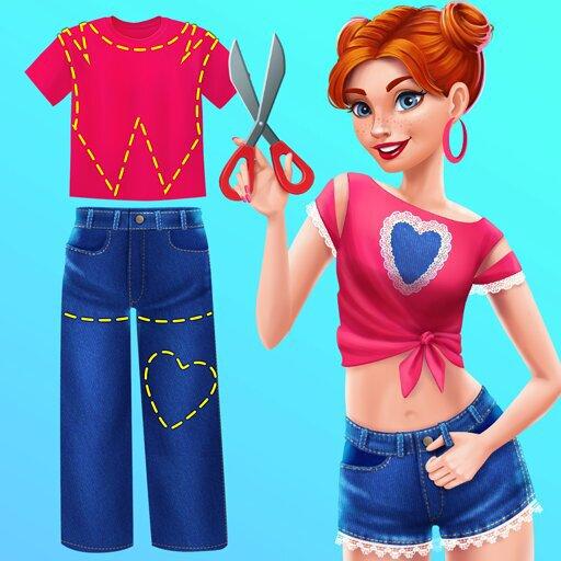 DIY Fashion Star – Design Hacks Clothing Game