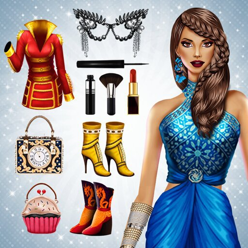 Dress Up Games Stylist – Fashion Diva Style
