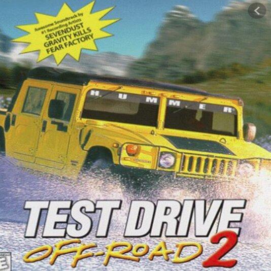 Test Drive: Off-Road 2