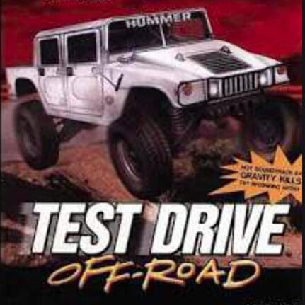 Test Drive: Off-Road
