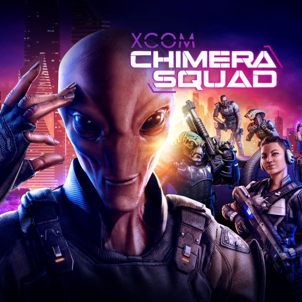 XCOMA: Chimera Squad