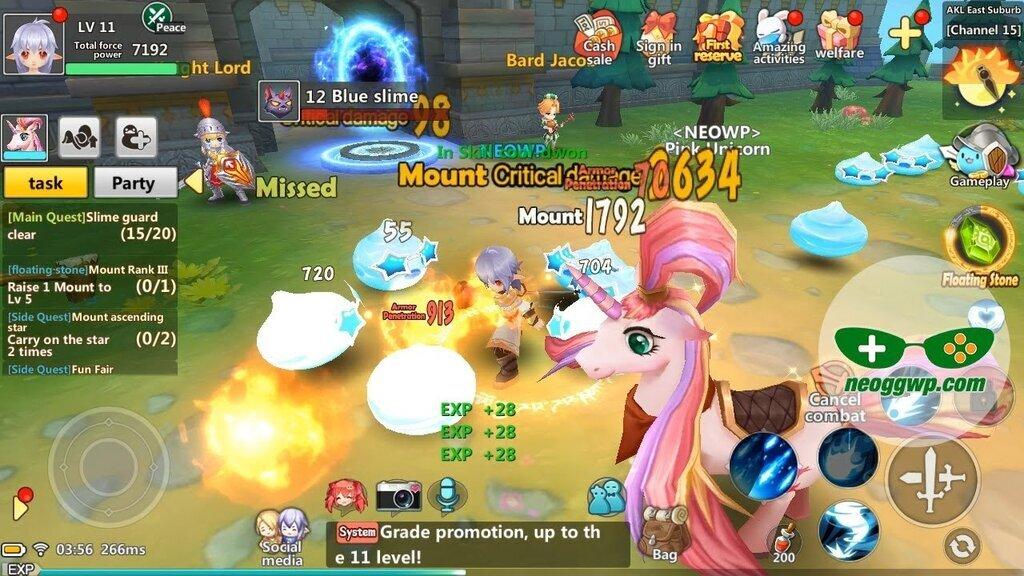 Luna Fantasy