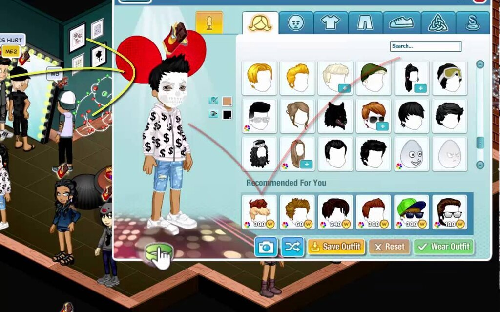 Woozworld: Fashion and Fame MMO
