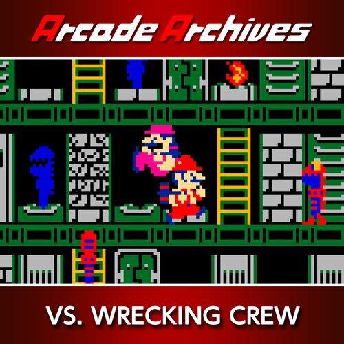 Arcade Archives: Vs. Wrecking Crew