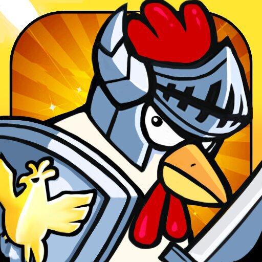 Chicken Revolution: Warrior