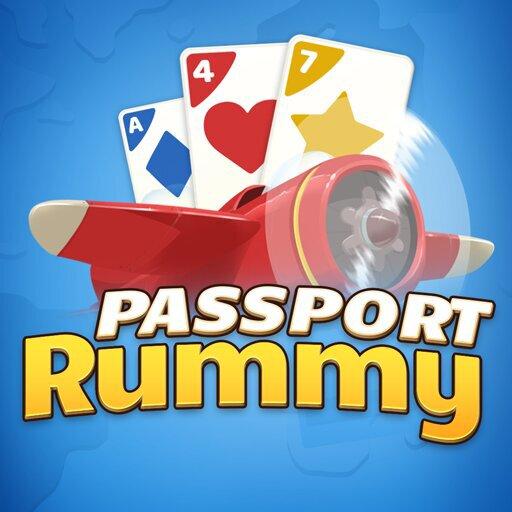 Passport Rummy – Card Game
