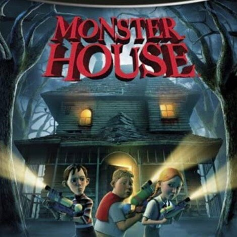 Monster House (video game)
