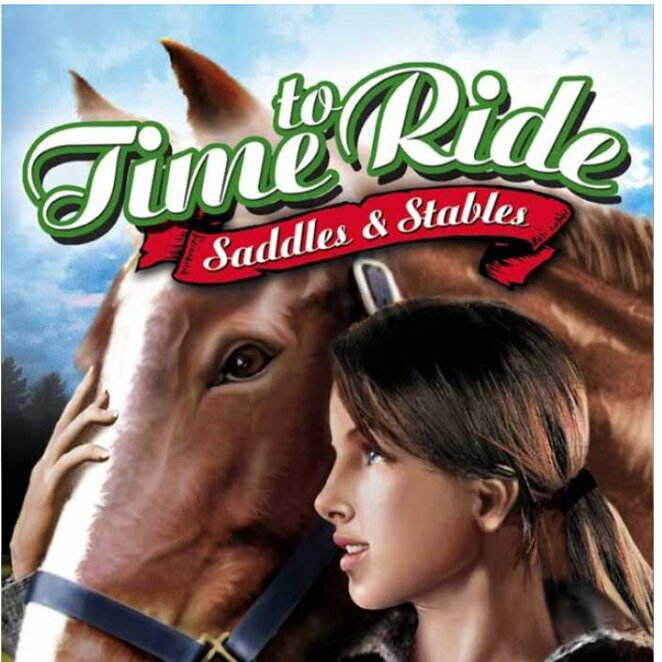 Time to Ride: Saddles and Stables